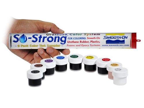 So-Strong 9 Pack Sampler Tube