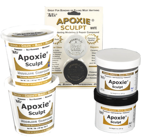 Apoxie Sculpt Bronze