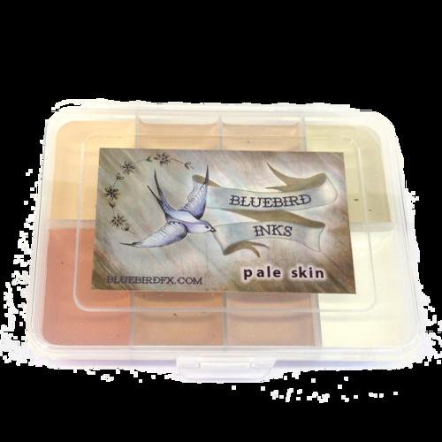 Bluebird Pale Skin Palette