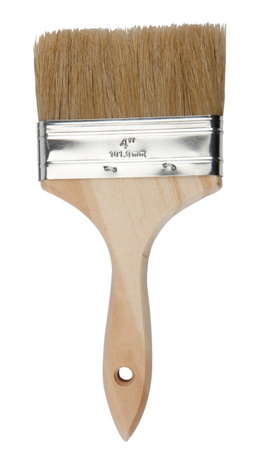 "Chip Brush 4"" (12 Count)"
