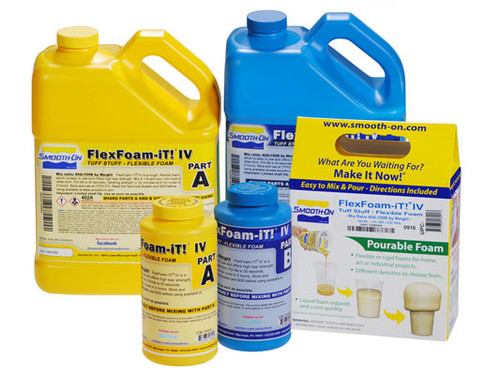 FlexFoam-iT!™ IV Tuff Stuff