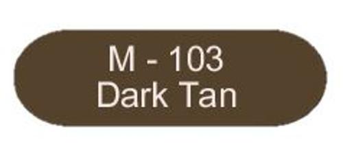 FuseFX M-103-D Dark Tan