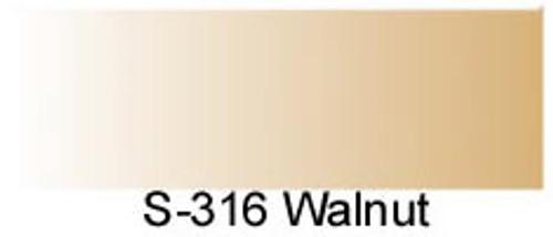 FuseFX S-316-D Walnut