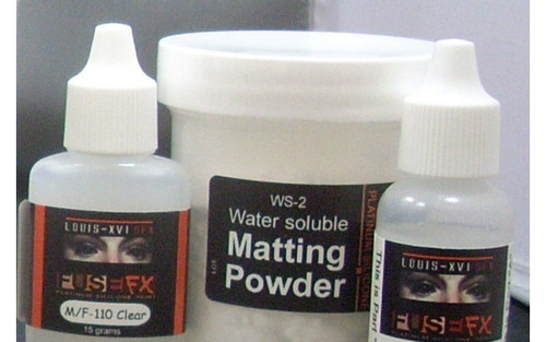 FuseFX WSK-8 8oz Matting Powder Kit