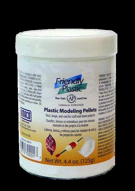Friendly Plastic Pellets 4.4 oz