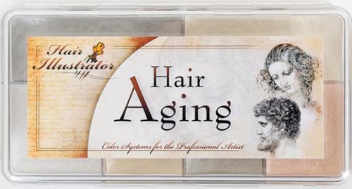 Hair Illustrator Aging Palette