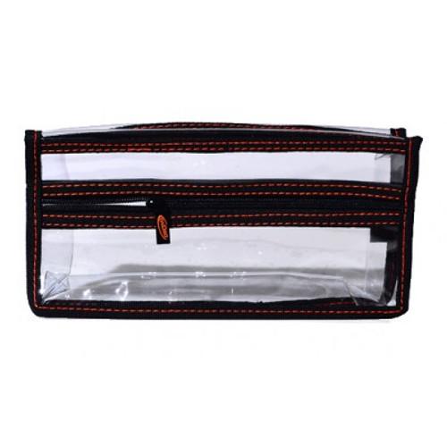 "OnDGo 105 Travel Bag 10"" x 5"" Clear"
