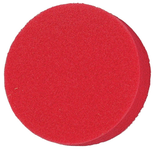 "Red Cosmetic Sponge 3/4"" Thick"