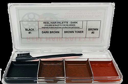 Reel Creations Dark Hair Palette