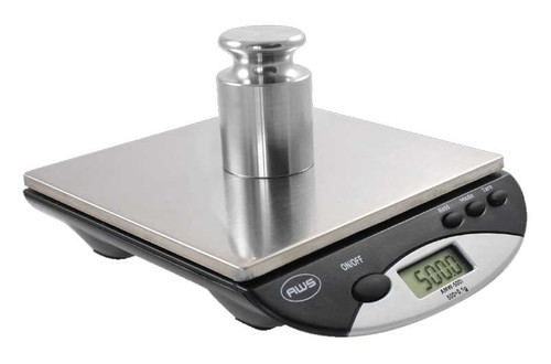 Scale AMW-13 -  13 Lb Capacity Digital Scale w A/C Adapter.