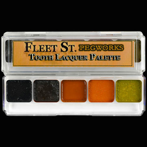 Tooth Lacquer Palette 1