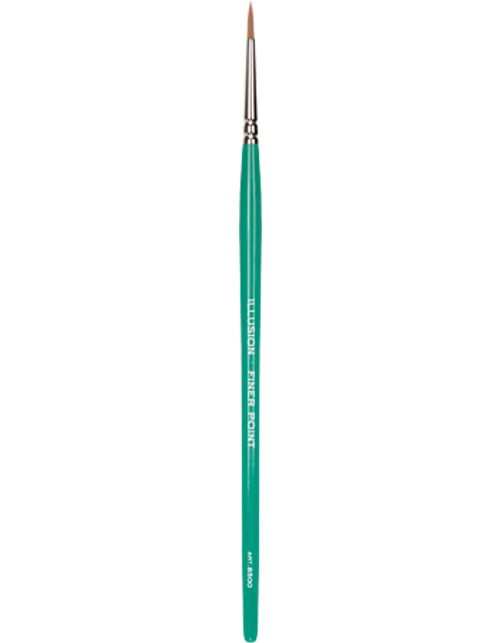 Kryolan Illusion Brush 08500/00 Finer Point