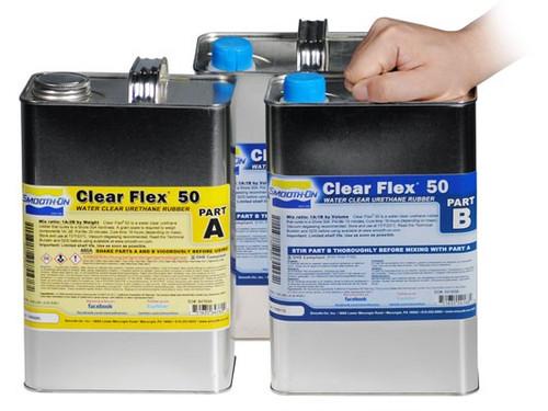 Clear Flex 50