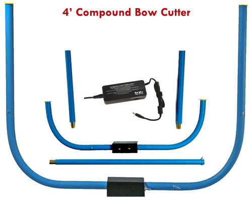 HWFF 2'x4' Compound Bow Cutter - 050A