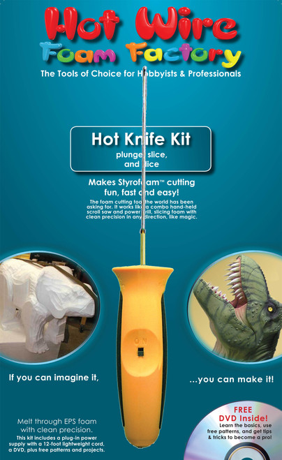 HWFF Crafters Hot Knife Kit - K11