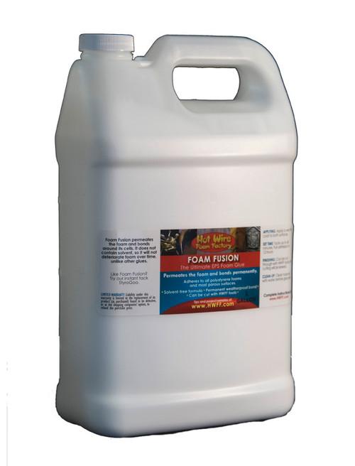 HWFF Foam Fusion Glue 128 Oz (1 Gal)
