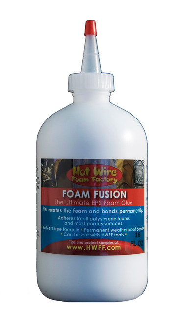 HWFF Foam Fusion Glue 16 Oz (1 Pint)