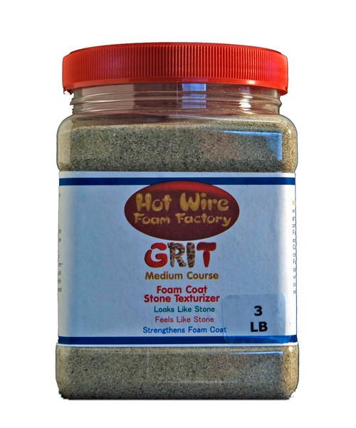 HWFF Grit Medium 3lb - 025G-60