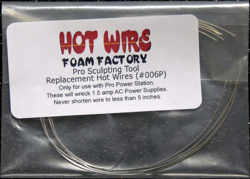 HWFF Pro Sculpting Tool Wire (6 pack)