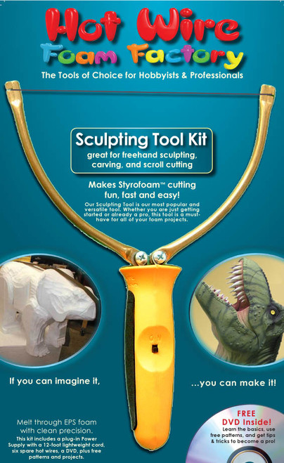 HWFF Crafters Sculpting Tool Kit - K02
