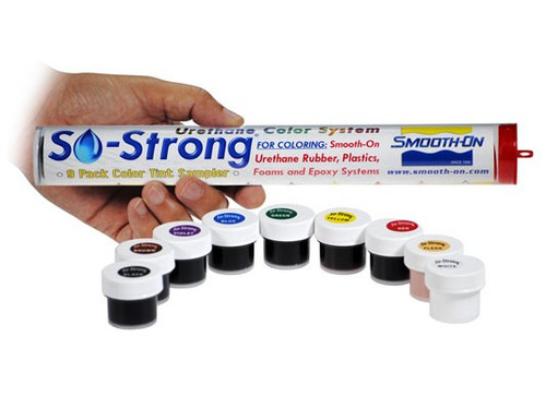 So-Strong 9 Pack Sampler Tube