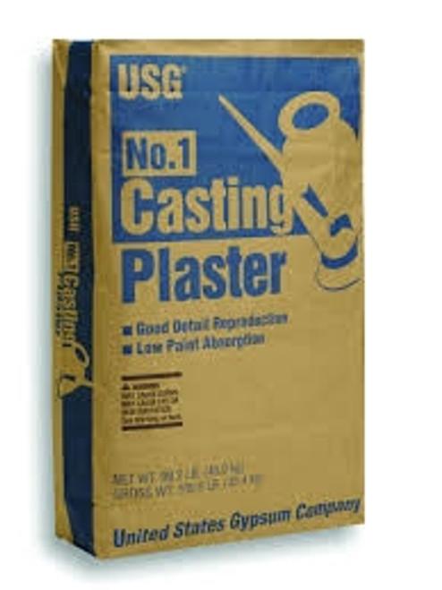 No. 1 Casting Plaster