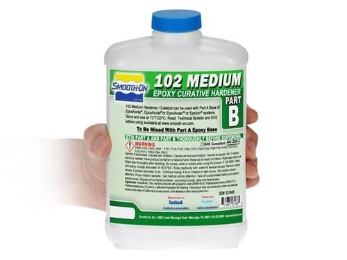 102 MEDIUM Hardener - Quart