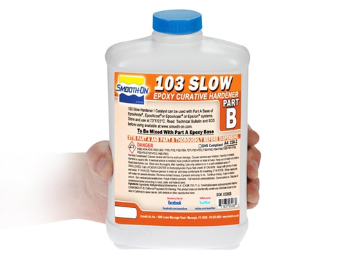 103 SLOW Hardener - Quart
