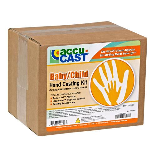Baby / Child Hand Casting Kit