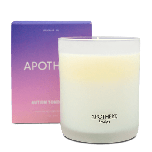 Autism Tomorrow Scented Candle