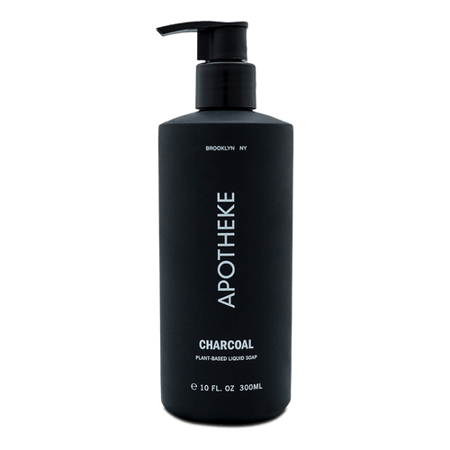 Charcoal Plant-Based Liquid Soap