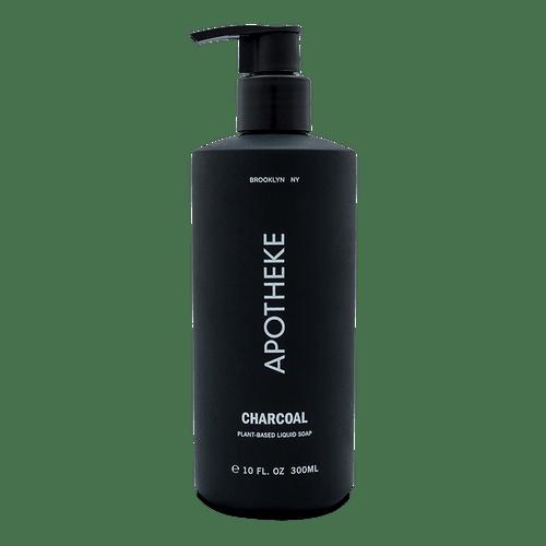 Charcoal Plant-Based Liquid Soap
