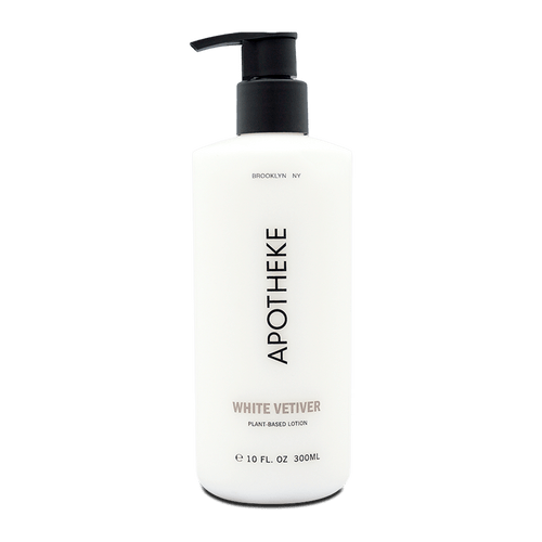 White Vetiver Plant-Based Lotion