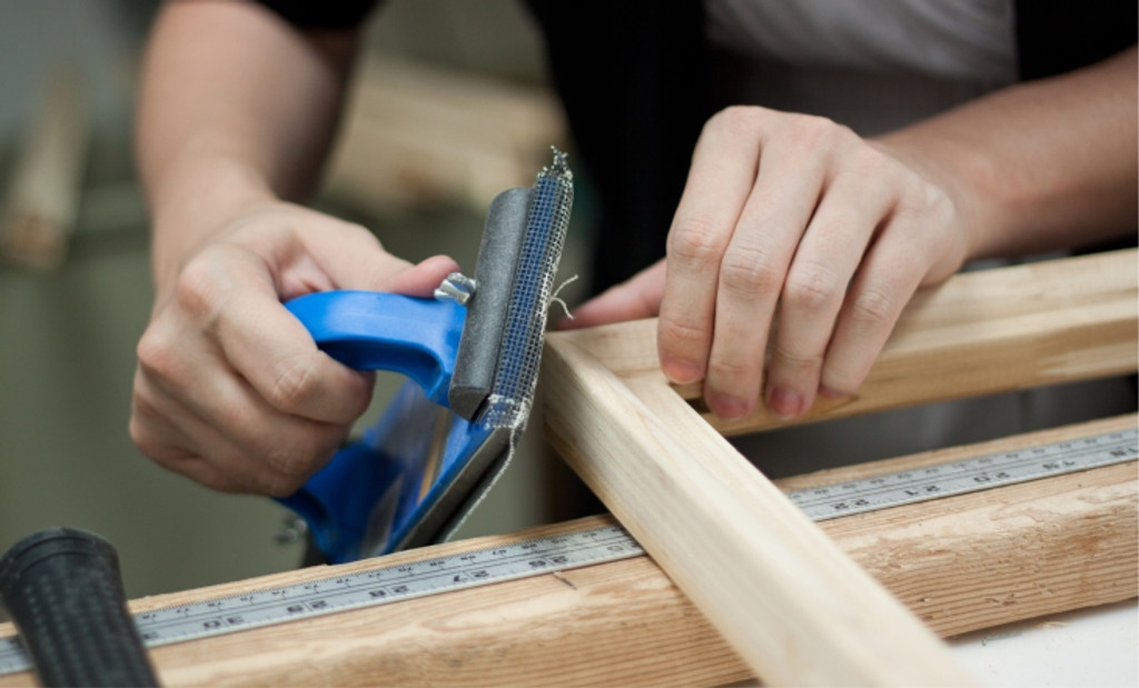 Every Stretcher Frame is Professionally built by the framing experts!