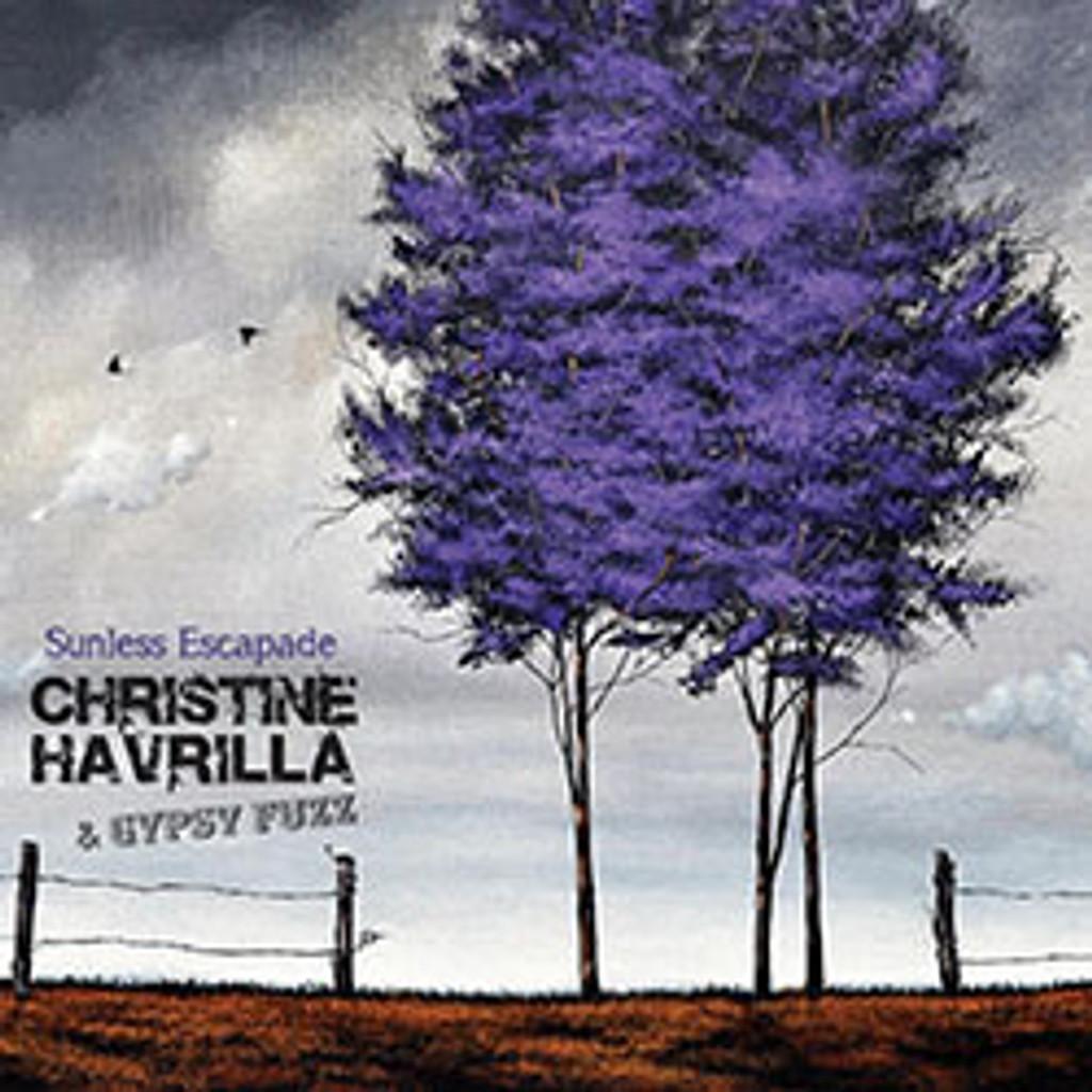 """""""LAVENDER HILL"""" Hand Embellished Canvas Print"""