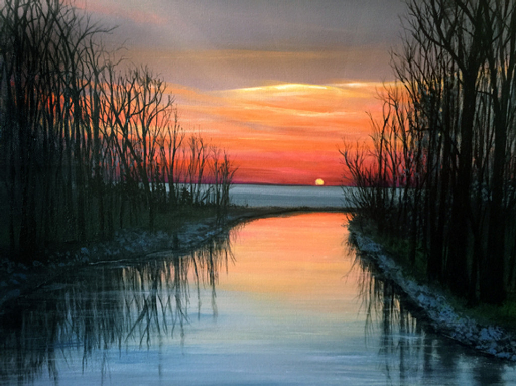 """River's Dawn"""