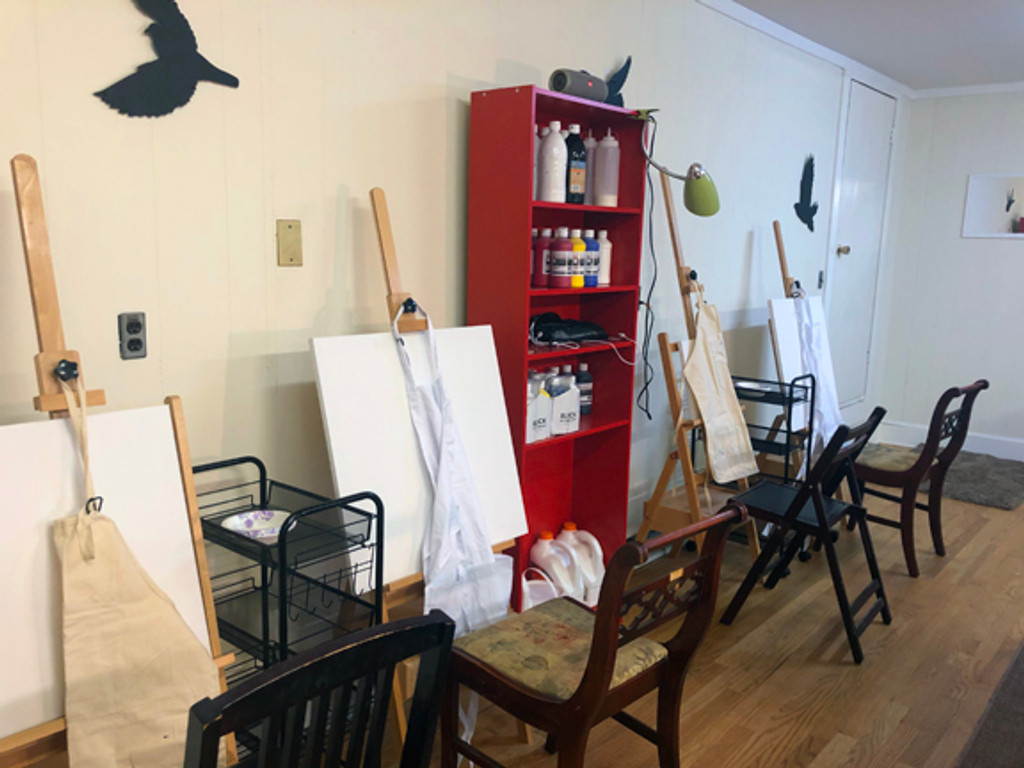 Open Figure Drawing Session  (COMING BACK SOON!)