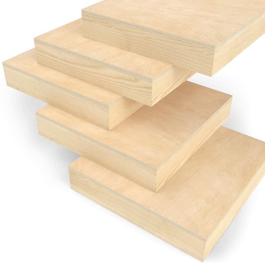 Cradled Wooden Boards.