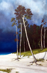 """SHISHKIN'S COAST""   24"" x 36"" (SOLD)"