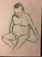 Nude Figure Drawing Sessions