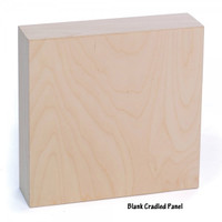 Example of Cradled Board we will use.