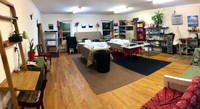 Studio/Workshop Loft
