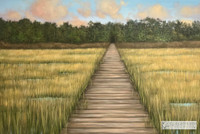Carolina Stroll (Original Painting)