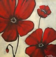 Poppies Bloom (Original Painting)