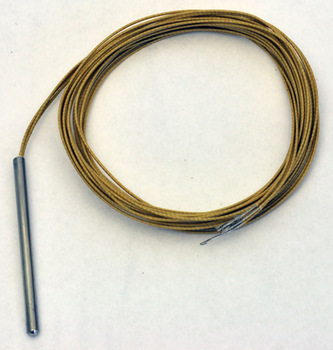 "1150-0059 Rtd 1/8"" OD X 2.0"" length 60"" 3-Wire Pt100 750°F Wire"
