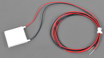 """3016-0003 Peltier Element 15V with 36""""Leads Rtv"""