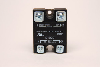 3152-0006 Solid State Relay 3.5-32 VDC (20A)