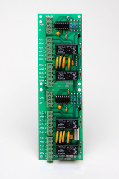 3600-0007-CCS PCBA, Alarm Circuit Relay Board, Dual Channel