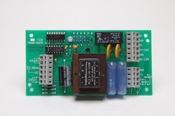 3600-0008-CCS 100A  PCBA, Condensate Alarm Board