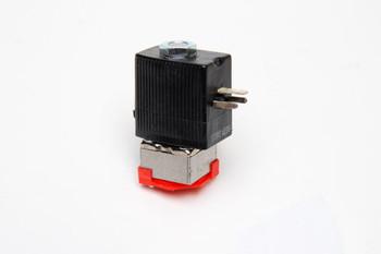 4955-0039 Block & Bleed Manifold Solenoid Valve 2-Way (115 VAC)
